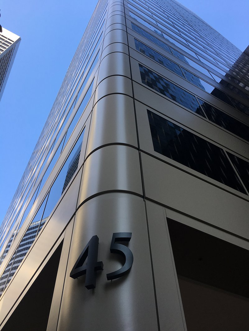 45 Freemont St. in San Francisco, Calif.